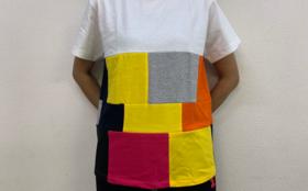 アップサイクルTシャツ親子セット