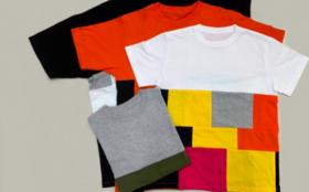 刺しゅうで名入れします!!アップサイクルTシャツ3着セット