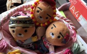 【3名様限定】くまちゃん(小)+タオルセット