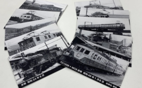 【非売品】 なつかしの近江鉄道車両カード 10枚セット