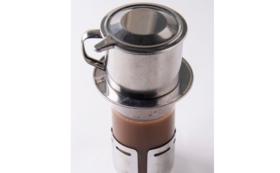 サイゴンカフェ特性!ベトナムコーヒー豆500g+フィルターのセット