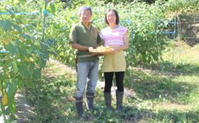 【佐藤夫婦とほのぼの農園ナチュラルハートを全力応援】WEBサイトにご支援者様のお名前記載
