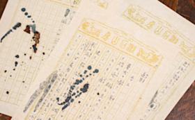 漱石の肉筆を後世へ!プロジェクト応援コース