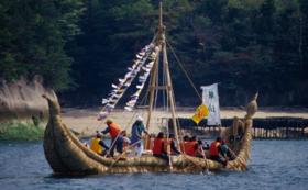 プレミアムコース ‖ 葦船を貸し切りに