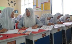 インドネシアの生徒たちの生の声をお届けします!