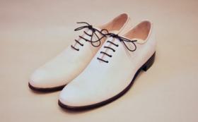 立岡靴工房コラボのオーダーメイド革靴