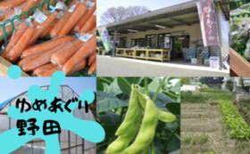 【私たちの野田市を知ってください!】冬のお鍋お野菜セット