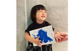 キッズアート 原画・Tシャツ・ポストカード・ステッカーセット