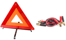 自動車安全緊急対策セット、オリジナルステッカー