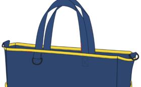 オリジナル登園バッグ
