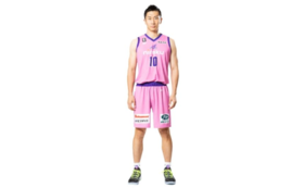 【完売御礼】3rdユニフォーム(#10 菊池広明選手)