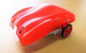 【グッズ】3Dロボットプログラミングカープレゼント