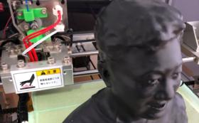 【グッズ】3Dオリジナルオブジェ制作物(ご自身の顔)プレゼント