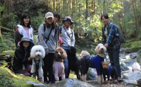 応援+イベント(半日)参加コース【愛犬ご家族向け(2名様プラン)】