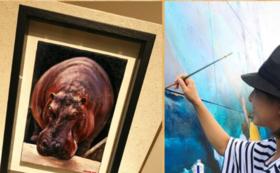 新進気鋭の画家・佐藤紘子が世界にひとつのオーダー油絵を描きます!