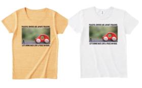スターブランド社のフロントマン 村尾隆介氏プロデュースオリジナルTシャツ