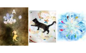 <華曼荼羅絵画コース>絵画をお送りいたします。