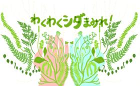 限定!しだまみれ。吉野の自然をご案内!