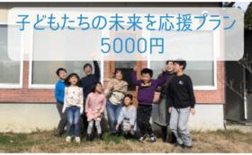 子どもたちの未来を応援プラン 5000円