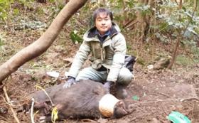 「プライベート狩猟レッスン」コース