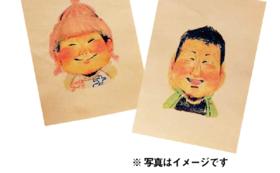 【似顔絵コース】手描きの似顔絵(特)をお届け!