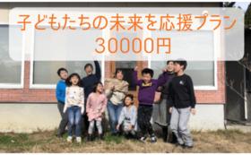 子どもたちの未来を応援プラン 30000円