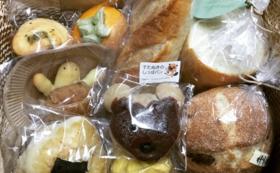 【遠方の方向け】鹿野を感じる天然酵母パンと鹿野の特産品詰め合わせ