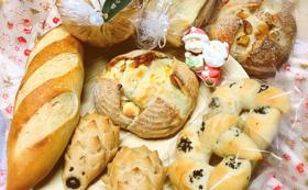 【遠方の方向け】鹿野を感じる天然酵母パンと鹿野の特産品詰め合わせ年間コース