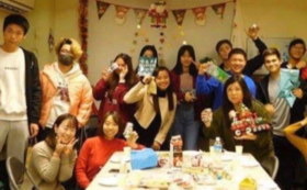 コミュニティースペース オープニングパーティー 参加券(軽食・ドリンク込み)+サンキューレター