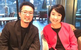 ワープスペース顧問 谷本 Forbes Japan副編集長とCEO常間地があなたの街へお伺いします
