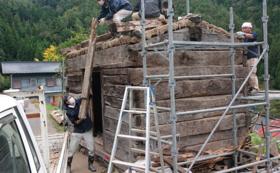 【もっと全力応援コース】板倉移築プロジェクトを全力で応援!
