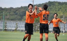 【応援コース】高川学園サッカー部より感謝の気持ちをお届け