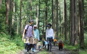 応援+イベント参加コース(半日フル対応)コース【愛犬ご家族向け(2名様プラン)】
