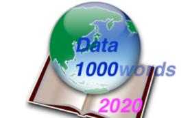 翻訳訳語辞典2020 追加データ利用権(1000語分)