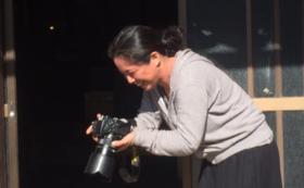 【プロが撮影】プロフィール写真を庭文庫で