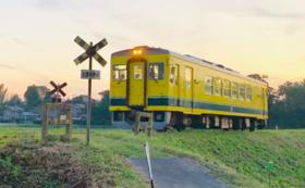 「いすみ鉄道」ミニ写真集+「いすみ鉄道」古竹社長の御礼状