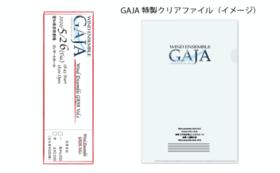 【クリアファイル付きチケットコース】
