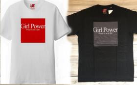 ガールパワーオリジナルTシャツ