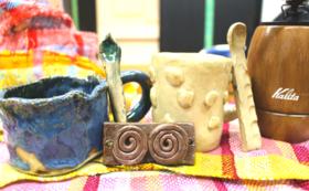 【購入型】陶芸作品+ハンドドリップコーヒー