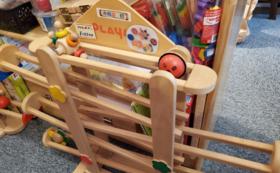 購入した玩具一式の貸出
