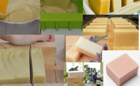 手作り雑貨石鹸プロジェクト三千円パターンA