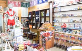 50000円ウルトラマンショップ店長・円谷誠×NPO法人日本おもちゃ保存協会コラボ DX特選・グッズおもちゃセット