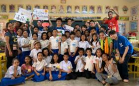 【フィリピンの子どもたちを応援!】子どもたちの笑顔と活動報告をお届けコース