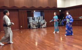 【限定50名】日本舞踊稽古券
