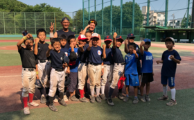 【見て応援!】世田谷の中学硬式野球チーム発足を応援!