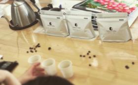 <フルセット>コーヒーと絵を使って、お手伝いいたします!
