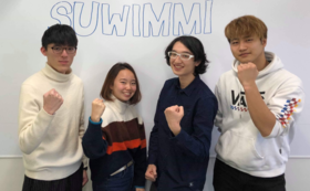 SUWIMMIへの支援をカタチに、みんなでSUWIMMIを支援しよう!(SUWIMMIのオリジナルボールペン付き)