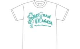 CRAFTMAN SETAGAYA オリジナル Tシャツ&キャップ