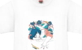 【クラウドファンディング限定】デザイナーいぬ山氏描き下ろしオリジナルTシャツ