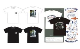 NEW!【ご支援記念 限定Tシャツとステッカーセット】